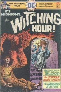 Cover Thumbnail for The Witching Hour (DC, 1969 series) #59