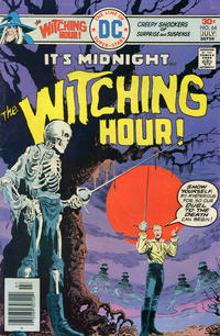 Cover Thumbnail for The Witching Hour (DC, 1969 series) #64