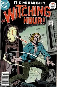 Cover Thumbnail for The Witching Hour (DC, 1969 series) #68