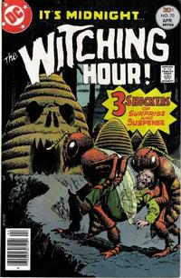 Cover Thumbnail for The Witching Hour (DC, 1969 series) #70