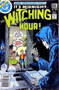 Cover Thumbnail for The Witching Hour (DC, 1969 series) #85