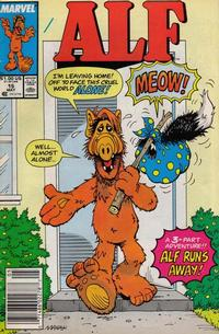 Cover Thumbnail for ALF (Marvel, 1988 series) #15