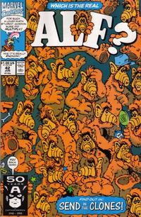 Cover Thumbnail for ALF (Marvel, 1988 series) #42