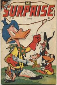 Cover Thumbnail for All Surprise Comics (Marvel, 1943 series) #12