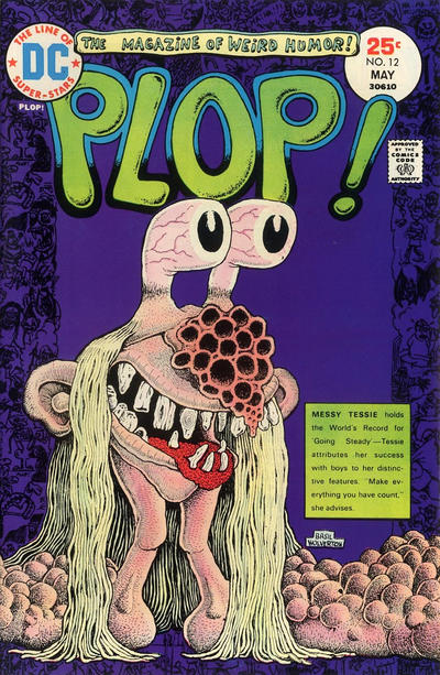 Cover for Plop! (DC, 1973 series) #12