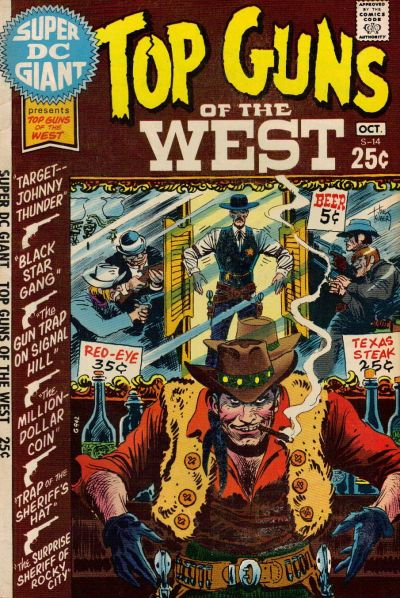 Cover for Super DC Giant (DC, 1970 series) #S-14