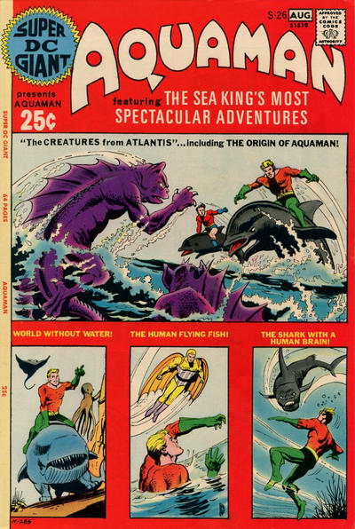 Cover for Super DC Giant (DC, 1970 series) #S-26