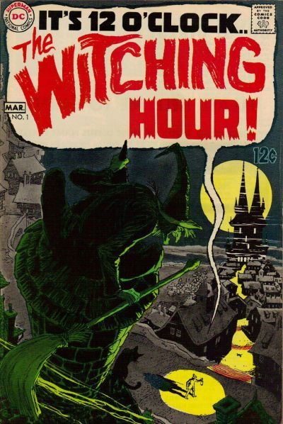 Cover for The Witching Hour (1969 series) #1