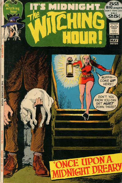 Cover for The Witching Hour (1969 series) #20