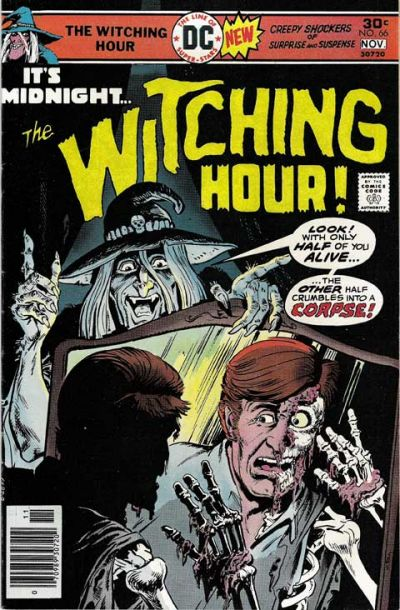 Cover for The Witching Hour (DC, 1969 series) #66