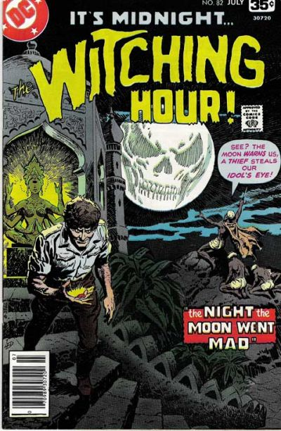Cover for The Witching Hour (DC, 1969 series) #82