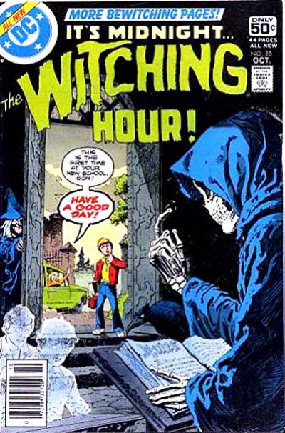 Cover for The Witching Hour (1969 series) #85