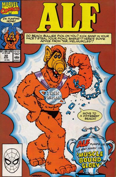 Cover for ALF (Marvel, 1988 series) #32
