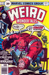 Cover for Weird Wonder Tales (Marvel, 1973 series) #17 [30 cent price variant]