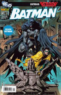 Cover Thumbnail for Batman (Panini Deutschland, 2007 series) #41