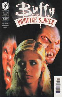 Cover Thumbnail for Buffy the Vampire Slayer (Dark Horse, 1998 series) #17 [Photo Cover]