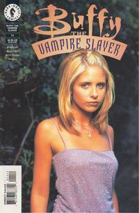 Cover Thumbnail for Buffy the Vampire Slayer (Dark Horse, 1998 series) #11 [Photo Cover]