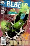 Cover for R.E.B.E.L.S. (DC, 2009 series) #16