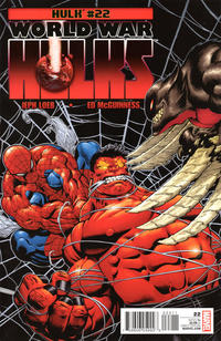 Cover Thumbnail for Hulk (Marvel, 2008 series) #22