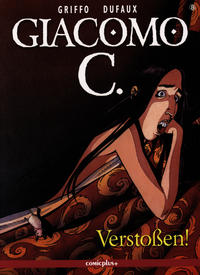Cover Thumbnail for Giacomo C. (comicplus+, 2001 series) #8