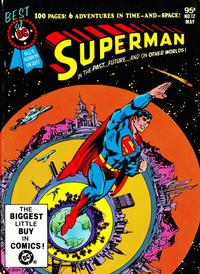 Cover Thumbnail for The Best of DC (DC, 1979 series) #12 [Direct]
