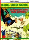 Cover for King und Kong (comicplus+, 1989 series) #1