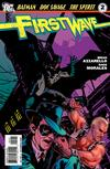 Cover Thumbnail for First Wave (2010 series) #2 [Variant cover]
