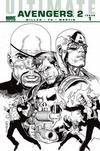Cover for Ultimate Avengers (Marvel, 2009 series) #7 [Sketch Variant]
