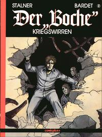Cover Thumbnail for Der Boche (comicplus+, 1991 series) #2