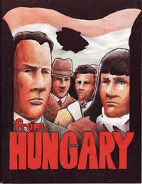 Cover Thumbnail for From Hungary (Tom Galambos, 1996 series)