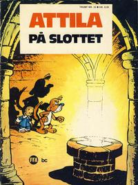 Cover Thumbnail for Trumf-serien (Forlaget For Alle A/S, 1973 series) #23 - Attila
