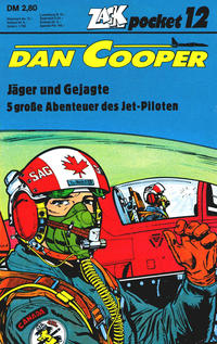 Cover Thumbnail for Zack Pocket (Koralle, 1980 series) #12