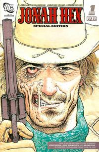 Cover Thumbnail for Jonah Hex #1 Special Edition (DC, 2010 series) #[nn]