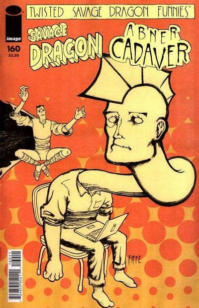 Cover for Savage Dragon (Image, 1993 series) #160