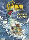 Cover for Valhall (Semic, 1987 series) #5 - Ormen i dypet