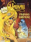 Cover for Valhall (Semic, 1987 series) #6 - Frøyas smykke