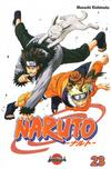 Cover for Naruto (Bonnier Carlsen, 2006 series) #23