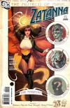 Cover for Zatanna (DC, 2010 series) #2