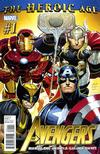 Cover Thumbnail for Avengers (2010 series) #1 [Standard Cover]