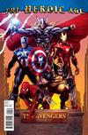 Cover Thumbnail for Avengers (2010 series) #1 [Heroic Age Variant]