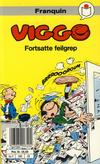 Cover for Viggo [Semic Tegneseriepocket] (Semic, 1990 series) #2 - Fortsatte feilgrep