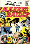 Cover for Masked Raider (Charlton, 1959 series) #7 [Schiff's Shoes]