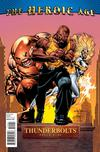 Cover Thumbnail for Thunderbolts (2006 series) #144 [Heroic Age Variant Cover]