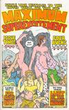 Cover for Maximum Superexcitement (Robin Bougie and Maxine Frank, 2008 series) #3