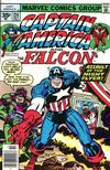 Cover Thumbnail for Captain America (1968 series) #214 [35¢ Price Variant]