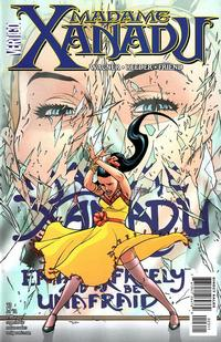 Cover for Madame Xanadu (2008 series) #23