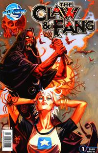 Cover Thumbnail for The Claw and Fang (Bluewater Productions, 2010 series) #1
