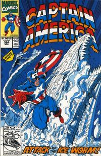 "Cover Thumbnail for Captain America (Marvel, 1968 series) #384 [J.C. Penney ""Vintage Pack"" second printing]"