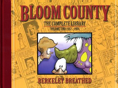 Cover for The Bloom County Library (2009 series) #2 - 1982-1984