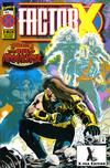 Cover Thumbnail for Factor X (1995 series) #1 [2nd printing (X-Tra Edition)]